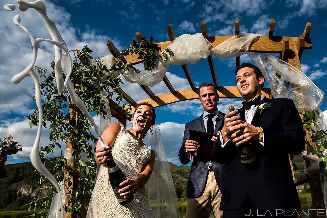 Best Wedding Photos of 2018 | Camp Hale Wedding | Vail Wedding Photographer | J. La Plante Photo