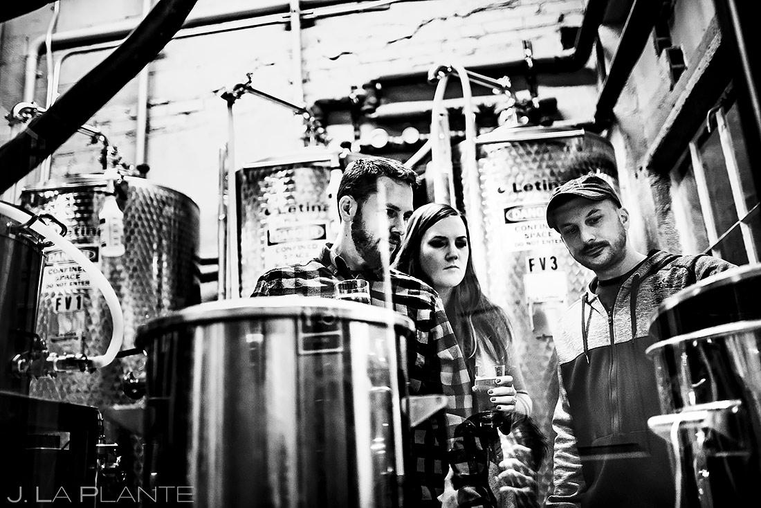 Iron Bird Brewing Engagement | Colorado Springs Engagement | Colorado Springs Wedding Photographer | J. La Plante Photo