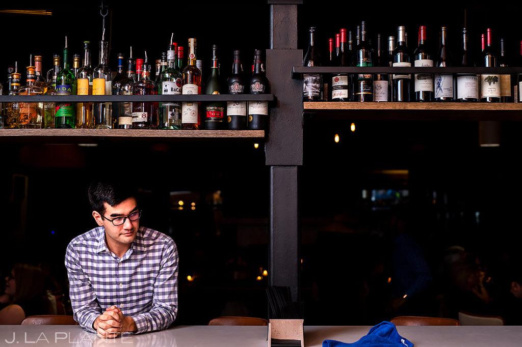 Wedding Cocktail Hour | Sonnenalp Club Wedding | Beaver Creek Wedding Photographer | J. La Plante Photo