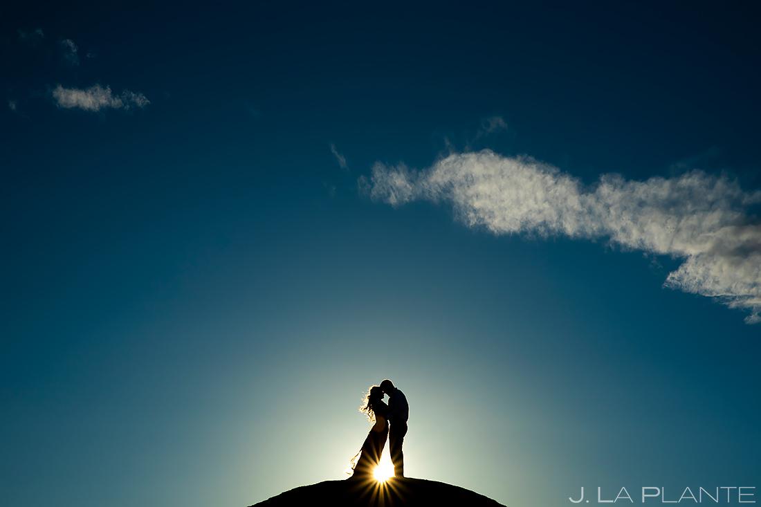 Bride and Groom Portrait | Pre Wedding Photo Session | Colorado Wedding Photographers | J. La Plante Photo