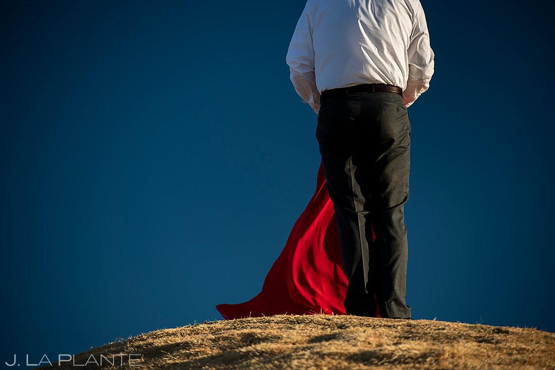 Cool Bride Dress | Loveland Engagement | Colorado Wedding Photographers | J. La Plante Photo