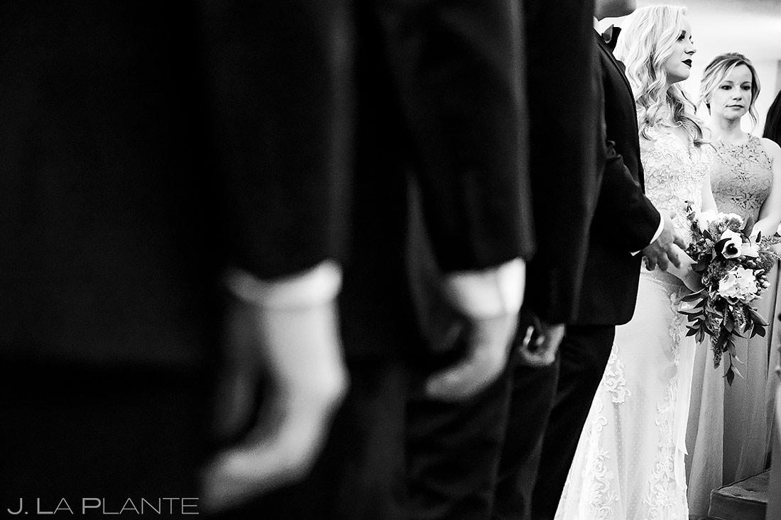 Urban Wedding Ceremony | University of Maryland Wedding | Destination Wedding Photographer | J. La Plante Photo