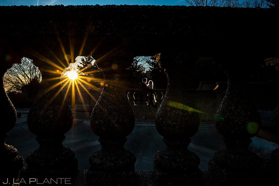 Bride and Groom Portrait | University of Maryland Wedding | Destination Wedding Photographer | J. La Plante Photo