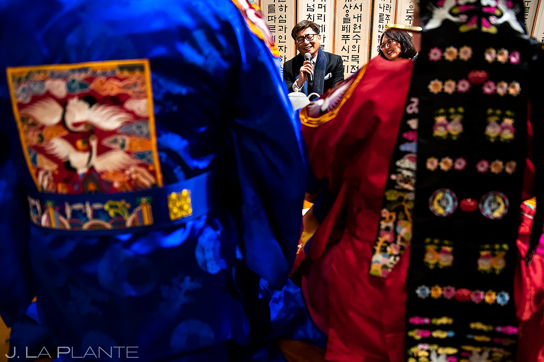 Korean Wedding Ceremony | University of Maryland Wedding | Destination Wedding Photographer | J. La Plante Photo