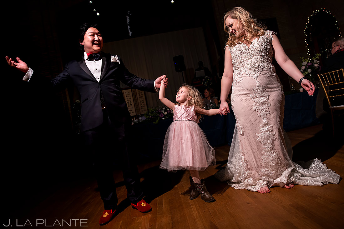 Bride and Groom First Dance | Washington DC Wedding | Destination Wedding Photographer | J. La Plante Photo