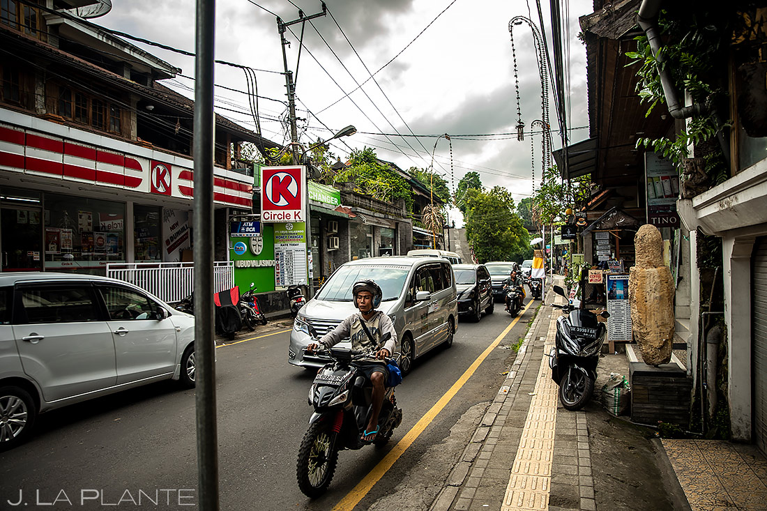 Ubud Street Scene | Indonesia | Travel Photography | J. La Plante Photo