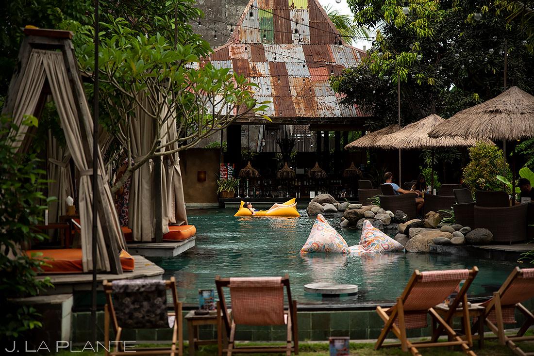 Folk Pool and Gardens Ubud | Bali Indonesia | Travel Photography | J. La Plante Photo