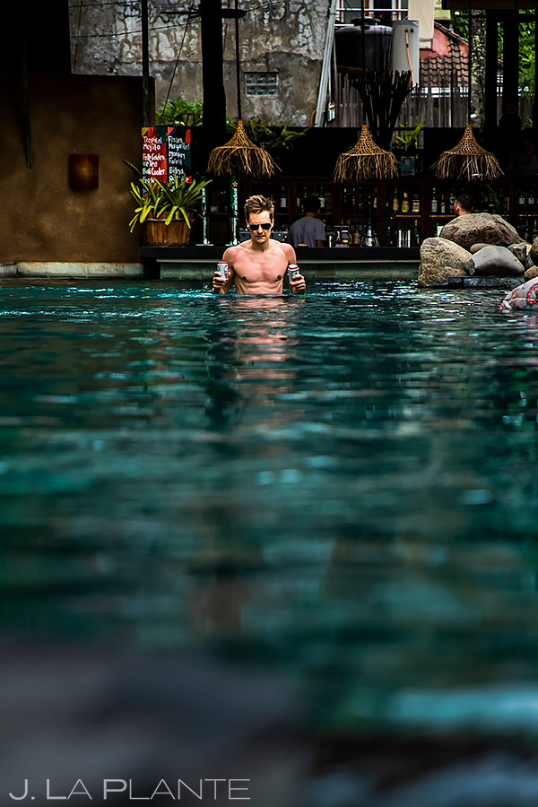 Folk Pool and Gardens Ubud | Indonesia | Travel Photography | J. La Plante Photo