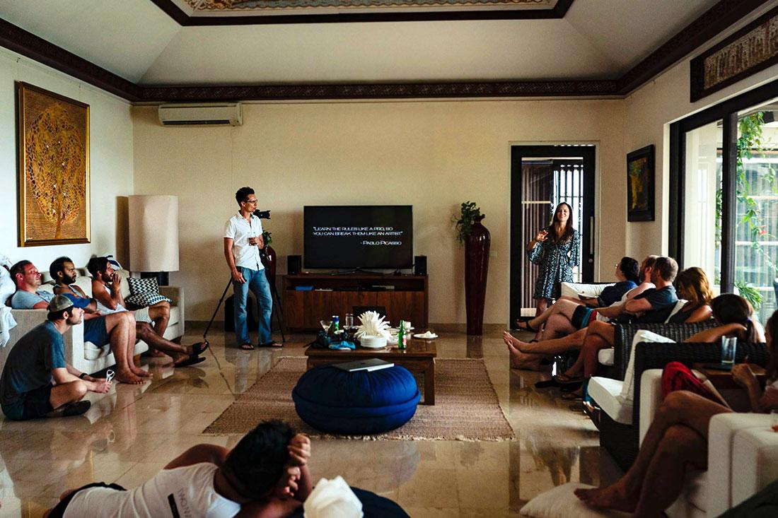 Two Mann Alumni Reunion | Indonesia | Travel Photography | J. La Plante Photo