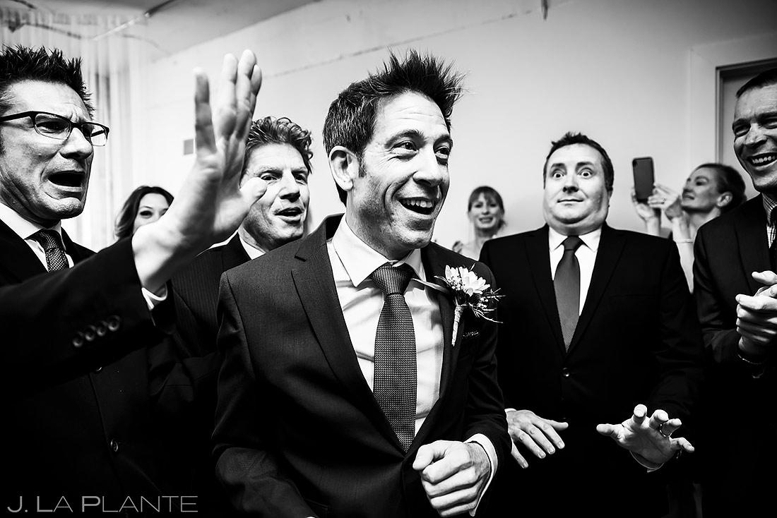 Jewish Wedding Bedeken | Longmont Wedding | Boulder Wedding Photographer | J. La Plante Photo