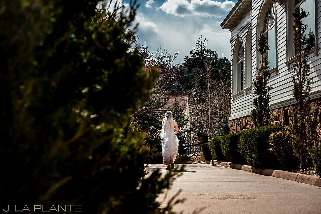 Mountain Wedding Ceremony | Estes Park Wedding | Estes Park Wedding Photographer | J. La Plante Photo