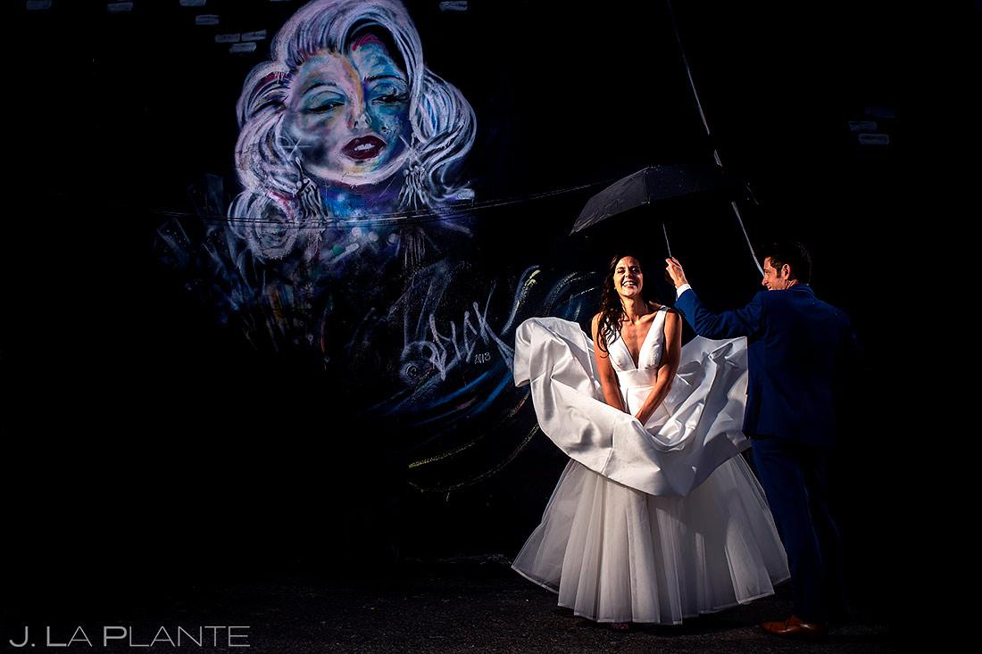 Bride Portrait | St Vrain Wedding | Boulder Wedding Photographer | J. La Plante Photo