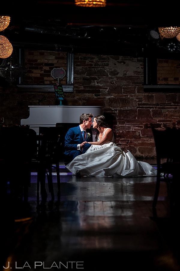 Bride and Groom Portrait | Longmont Wedding | Boulder Wedding Photographer | J. La Plante Photo