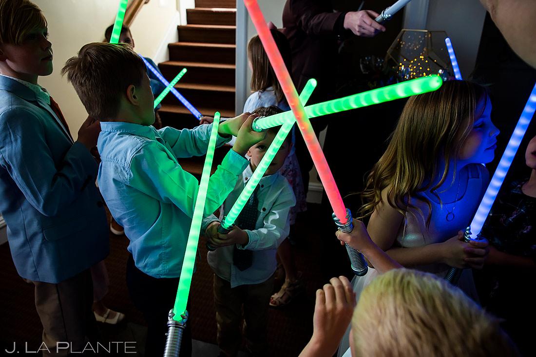 Star Wars Wedding | Stanley Hotel Wedding | Estes Park Wedding Photographer | J. La Plante Photo