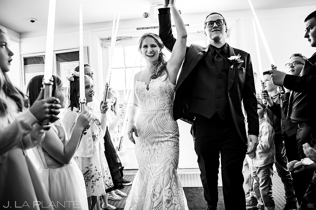 Star Wars Wedding | Estes Park Wedding | Estes Park Wedding Photographer | J. La Plante Photo