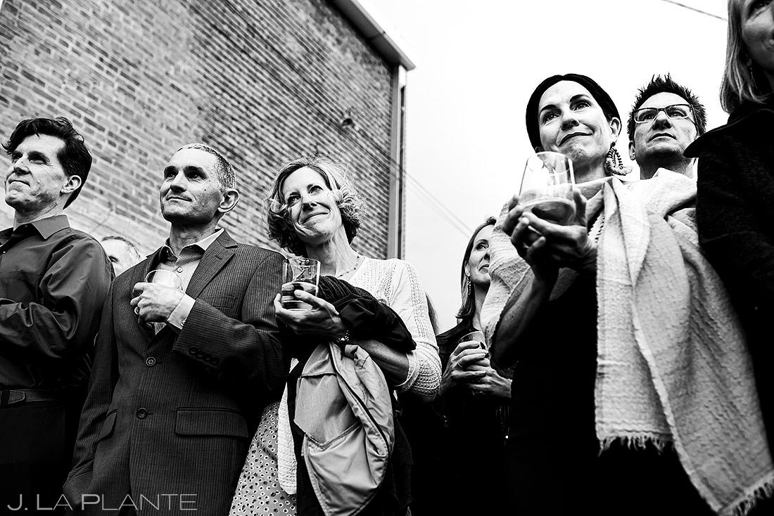 Outdoor Wedding Ceremony | Longmont Wedding | Boulder Wedding Photographer | J. La Plante Photo