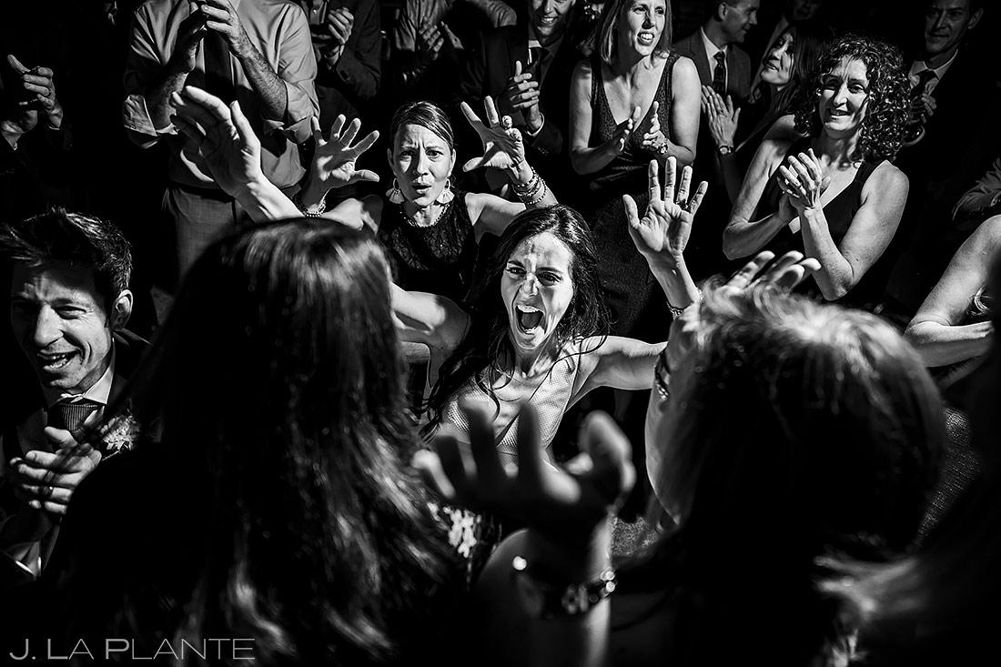 Jewish Wedding Hora | Longmont Wedding | Boulder Wedding Photographer | J. La Plante Photo