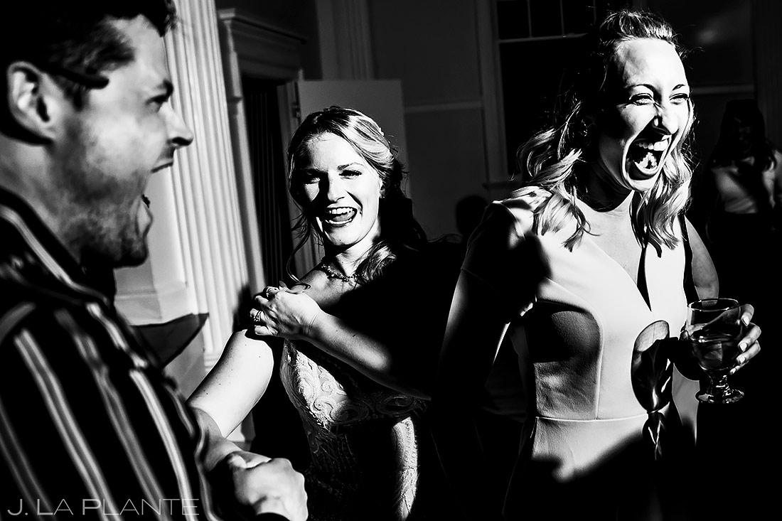 Bride Dancing | Stanley Hotel Wedding | Estes Park Wedding Photographer | J. La Plante Photo
