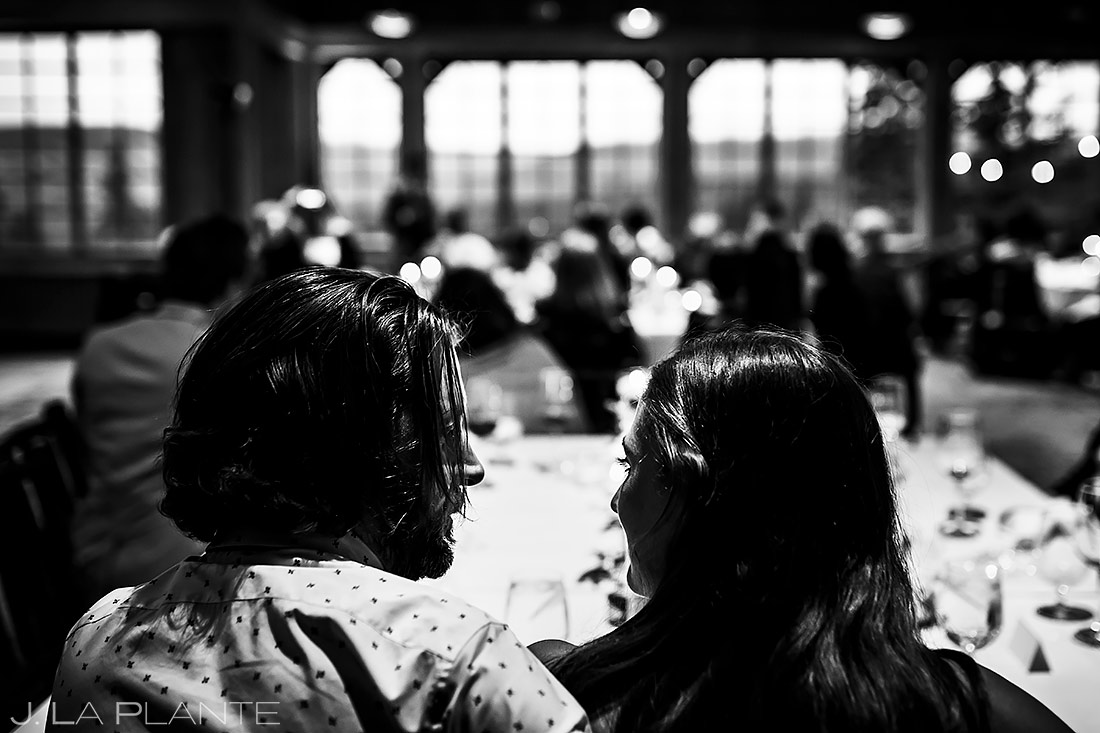 Wedding Toasts   Tenmile Station Wedding   Breckenridge Wedding Photographer   J. La Plante Photo