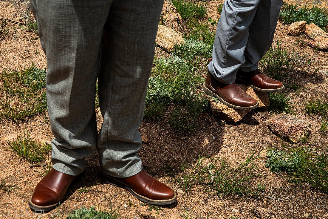 Wedding Details | Rocky Mountain National Park Wedding | Estes Park Wedding Photographer | J. La Plante Photo