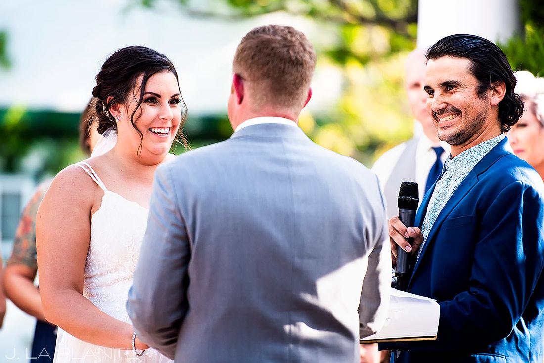 Boulder Wedding Ceremony | Lionsgate Event Center Wedding | Boulder Wedding Photographer | J. La Plante Photo
