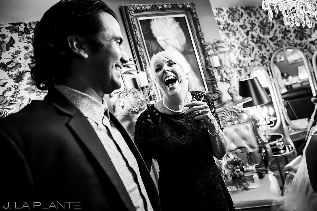 Mother of the Bride | Lionsgate Event Center Wedding | Boulder Wedding Photographer | J. La Plante Photo
