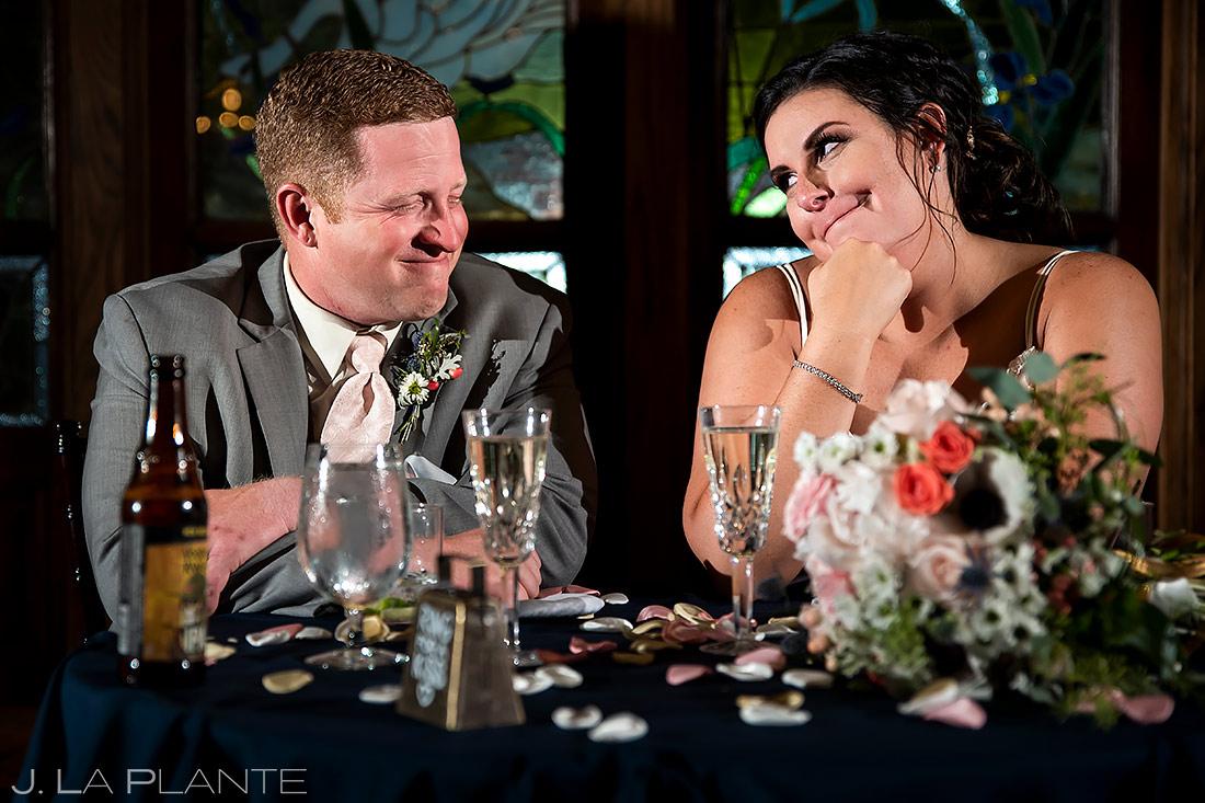 Best Man Toast | Lionsgate Event Center Wedding | Boulder Wedding Photographer | J. La Plante Photo
