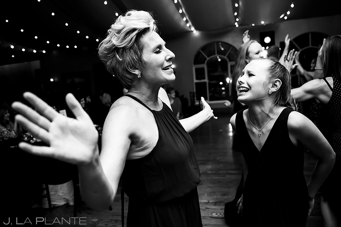 Wedding Guests Dancing | Lionsgate Event Center Wedding | Boulder Wedding Photographer | J. La Plante Photo