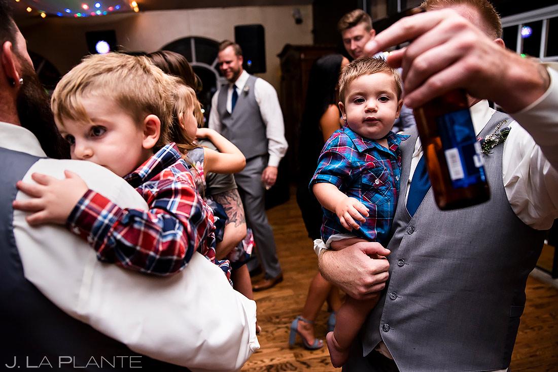 Funny Wedding Kids | Lionsgate Event Center Wedding | Boulder Wedding Photographer | J. La Plante Photo