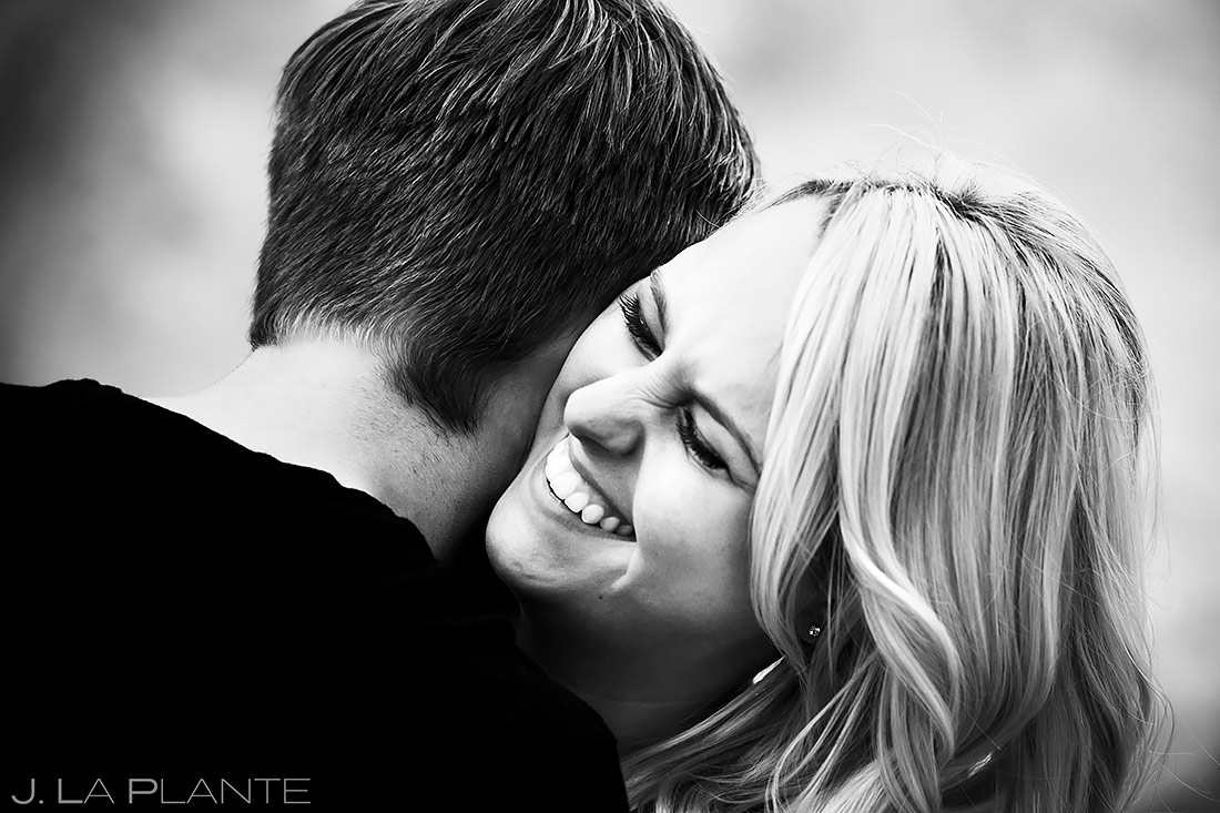 Bride and Groom To Be Portrait | Colorado Engagement Session | Colorado Springs Wedding Photographers | J. La Plante Photo