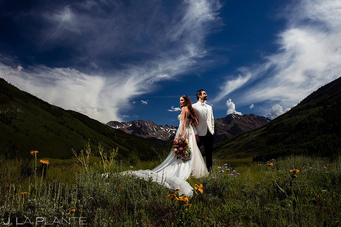 Aspen wedding   Pine Creek Cookhouse