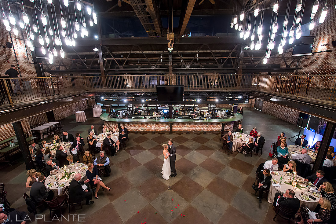 Mile High Station Wedding   Best Colorado Wedding Venues