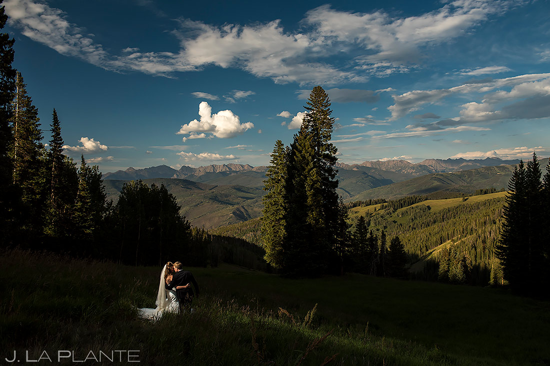 Summer Beaver Creek Wedding   Best Colorado Mountain Venues