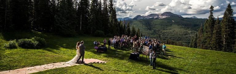 Top 10 Best Wedding Venues in Colorado