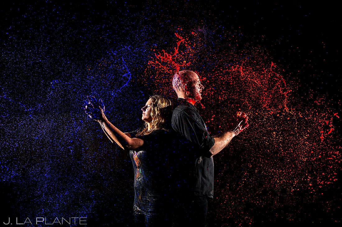 Unique Engagement Photo Ideas | Boulder Engagement | Boulder Wedding Photographer | J. La Plante Photo