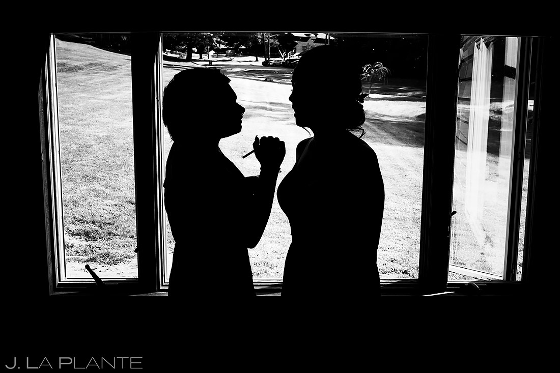 Bridesmaids Getting Ready | New York Destination Wedding | Destination Wedding Photographers | J. La Plante Photo