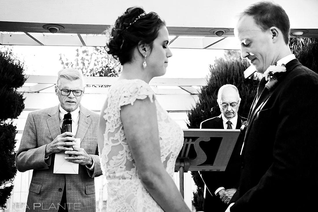 Outdoor Wedding Ceremony | Lionsgate Wedding | Boulder Wedding Photographer | J. La Plante Photo