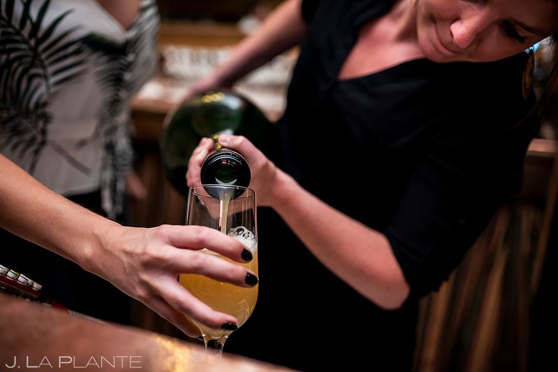 Bartenders Pouring Beer | Boulder Photographer | J. La Plante Photo