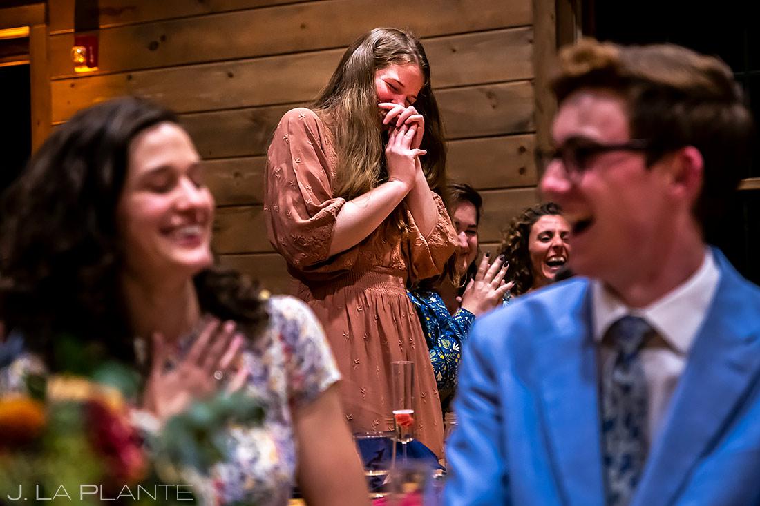 Wedding Toasts | New York Destination Wedding | Destination Wedding Photographers | J. La Plante Photo