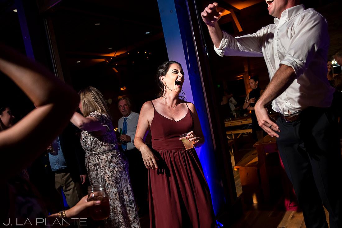 Wedding Reception Dance Party | New York Destination Wedding | Destination Wedding Photographers | J. La Plante Photo