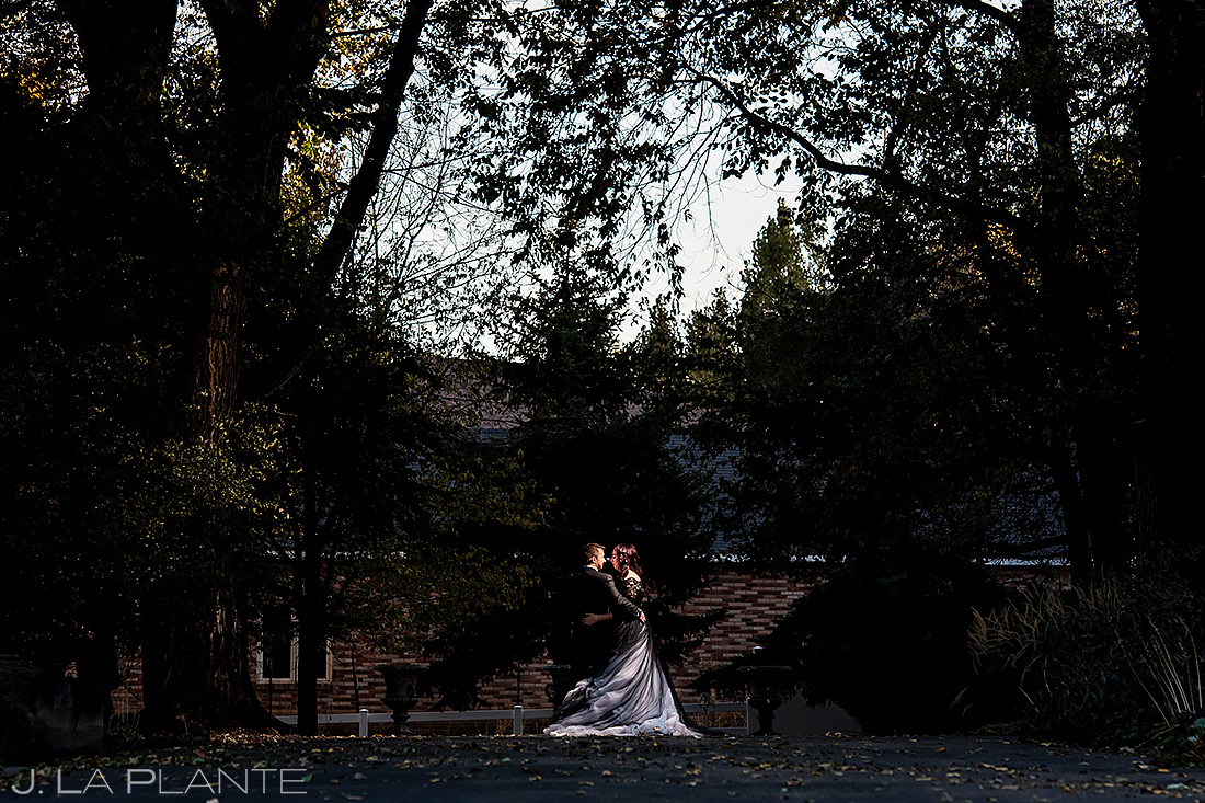 cool and unique wedding dress