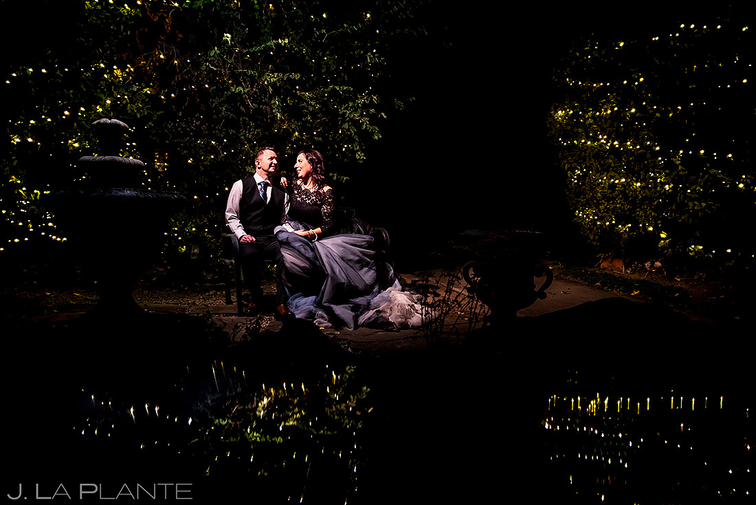 bride and groom photos | Tapestry House wedding | Fort Collins wedding photographer | J. La Plante Photo