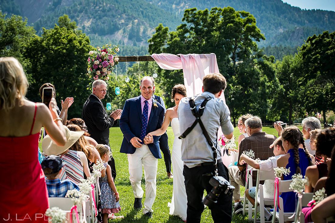 Chautauqua Park Wedding | Boulder Wedding Photographer | J. La Plante Photo