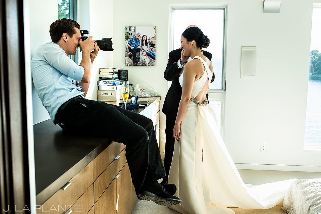Rhode Island Wedding | Destination Wedding Photographer | J. La Plante Photo