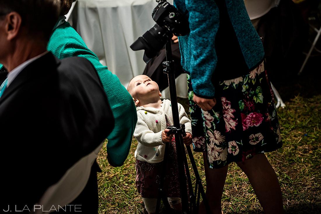 Wedding Photographers at Work | Wedding Photographers at Work | Buena Vista Colorado Wedding | Colorado Wedding Photographer | J. La Plante Photo