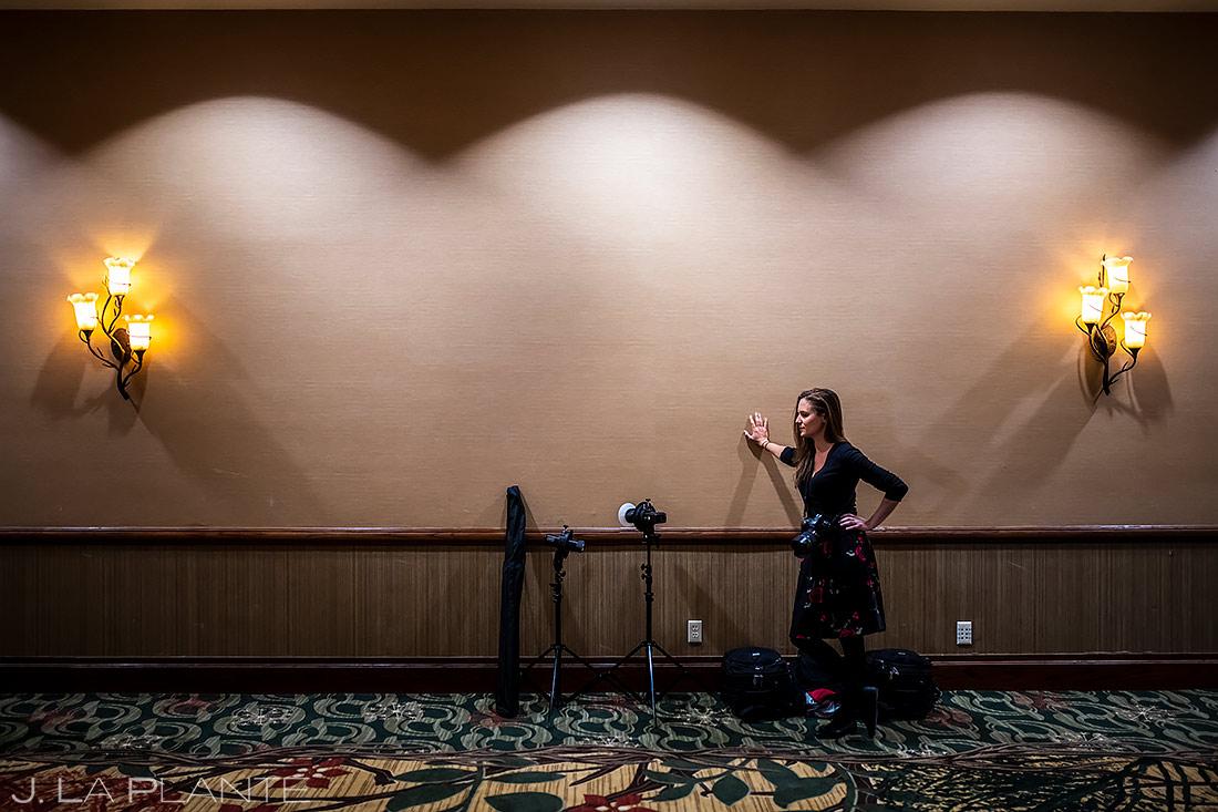 Cheyenne Mountain Resort Wedding | Colorado Springs Wedding Photographer | J. La Plante Photo