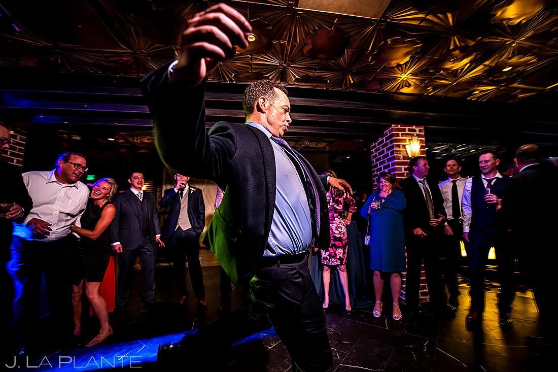 Wedding dance party | Ironworks Wedding | Denver Wedding Photographer | J. La Plante Photo