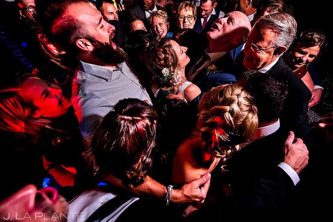 Guests on dance floor | Denver Photographer | J. La Plante Photo