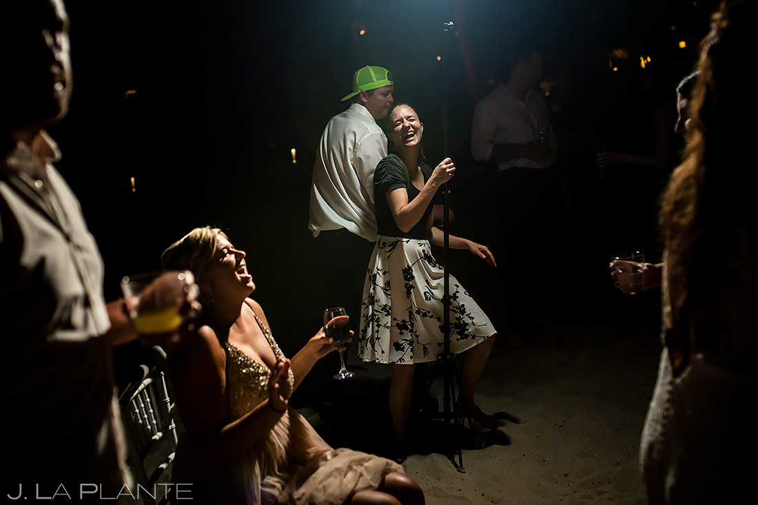 Wedding Photographers at Work | St. Lucia Wedding | Destination Wedding Photographer | J. La Plante Photo