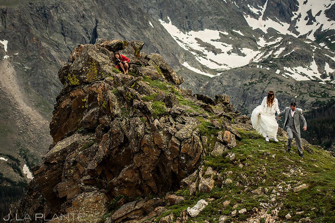 Black Canyon Inn Wedding | Rocky Mountain National Park Wedding | Estes Park Wedding Photographer | J. La Plante Photo
